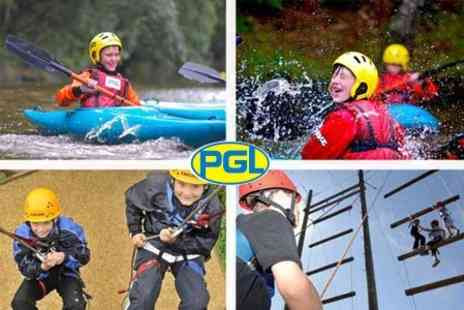 PGL Holidays - Choice of Seven Night Kids Multi Activity Holidays - Save 62%