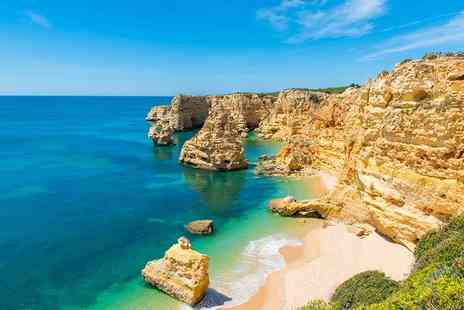 Super Escapes Travel - Three night all inclusive Algarve beach break with flights - Save 36%