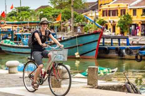 STA Travel - 11 Night Guided Bicycle Tour - Save 0%