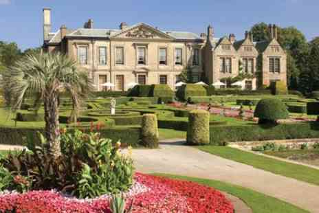 Coombe Abbey Hotel - Three Course Dinner and Tom Jones or Elvis Presley Tribute Show - Save 53%