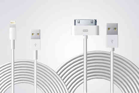 Gizmo Gadgets - 10ft USB Charging Cable For iPhone 4/5/6/6S/7 - Save 75%