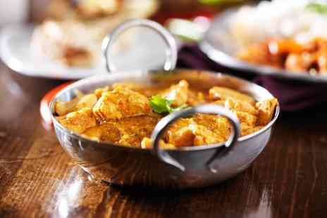 India Gate - £25 or £50 voucher for two or more to spend on food and drink at India Gate - Save 48%