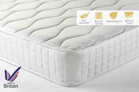 My Mattress Online - RoyalSleep hybrid memory spring mattress - Save 88%
