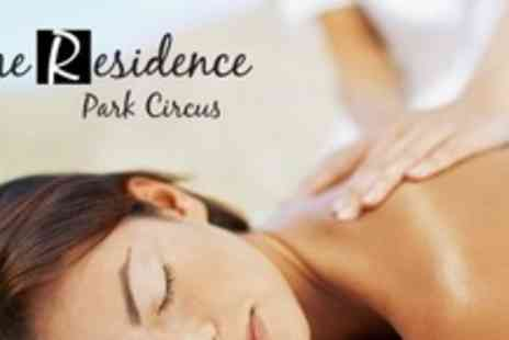 The Residence - Spa Package For Two With Thalgo Facial and Massage Plus Afternoon Tea and Fitness Classes - Save 79%