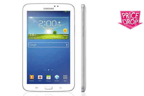 Nex Buy - Grade A refurbished 7 Inch Samsung Galaxy Tab 3 - Save 53%