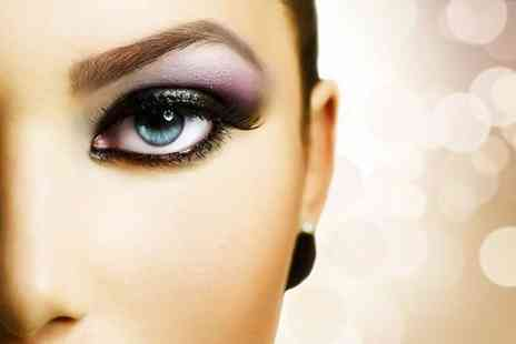 Face Bolton - Semi permanent makeup on either eyebrows, lips or upper or lower lids - Save 61%