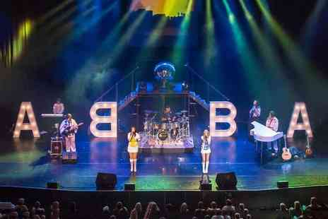 Solid Gold Management - Ticket to tribute concert ABBA Gold The Concert at Liquid Room, Edinburgh or Oran Mor, Glasgow indulge your inner dancing queen - Save 54%