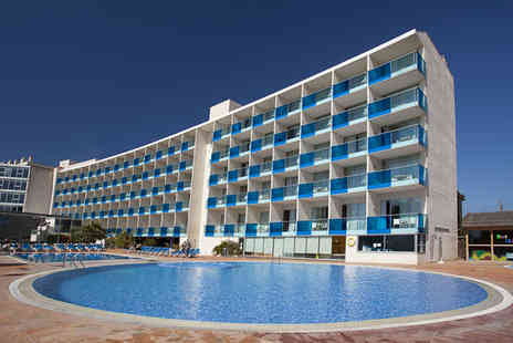 Hotel Nuba Comarruga - Four Star Family Fun on the Costa Dorada For Two - Save 72%
