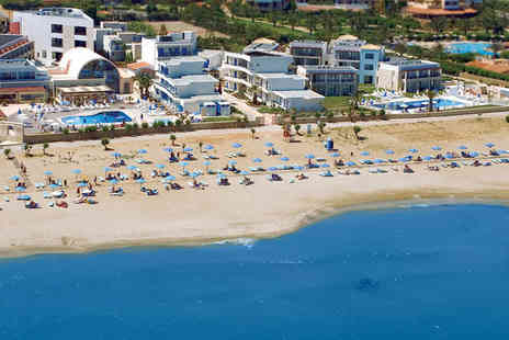 Kosta Mare Palace & Resort - Four Star All Inclusive on Anissaras Beach - Save 0%