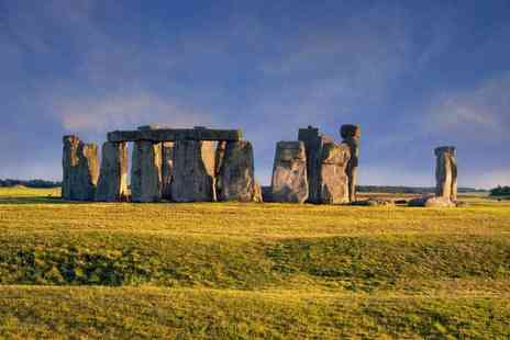 Abbey Tours - Stonehenge and Bath day trip - Save 55%