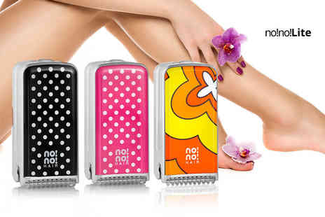 ICTV Brands - No! No! Lite hair removal system or 8800 system  - Save 55%
