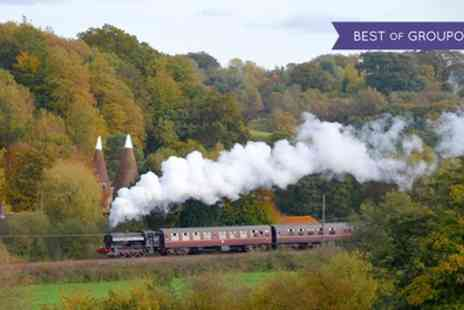 Spa Valley Railway - Spa Valley Railway Return Ticket from Tunbridge Wells West to Groombridge or Eridge for Two or a Family - Save 58%