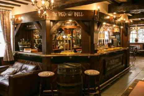 The Pied Bull - Brewery Tour with Meal and Beer Tasting for Up to Four - Save 46%