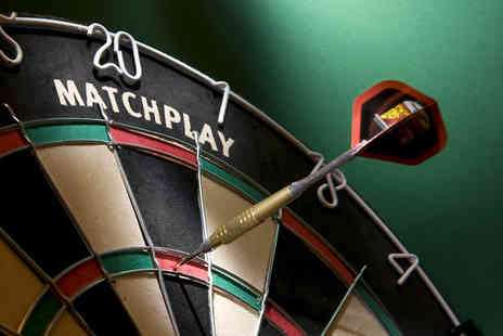 SuperBreak - Darts Championship Minicruise, Hull to Amsterdam 2 Nights With Coach Transfers - Save 0%
