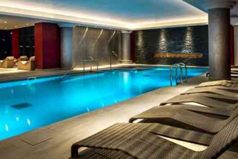 Genting Hotel - Spa Day with Treatments & Afternoon Tea - Save 0%