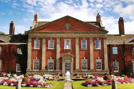Mottram Hall - Award Winning Cheshire Spa Day with Massage & Cream Tea - Save 57%