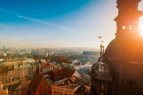 Crystal Travel - Two night Krakow break with breakfast, flights and return transfers - Save 29%