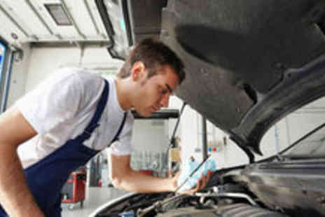 Autoworks Car Care - 54-point service check plus an oil and filter change - Save 78%
