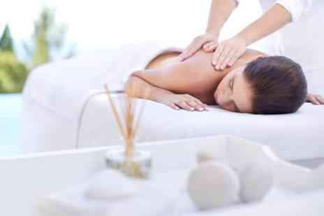 Lullylash - Full Body Swedish Massage with Optional 30 Minute Facial - Save 53%