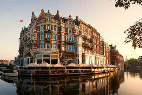 Hotel De L Europe - Five Star 19th Century Riverfront Hotel with Michelin Restaurant - Save 52%