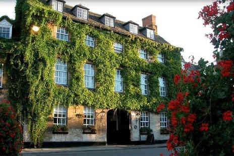 Macdonald Bear Hotel - Four Star Historic Coaching Inn Stay For Two near Blenheim Palace - Save 0%