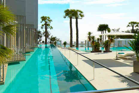 Hotel Senses Palmanova - Four Star Fabulous Hotel Stay For Two with Rooftop Pool - Save 40%