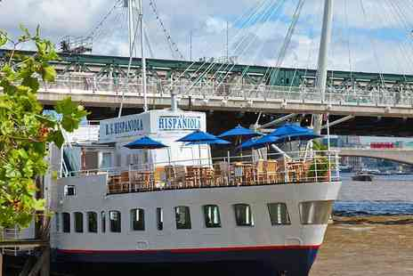 R S Hispaniola - Four cocktails for two - Save 56%