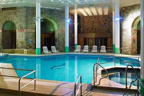 Shrigley Hall Hotel - Summer glow spa day for one with two treatments and a glass of Prosecco - Save 40%