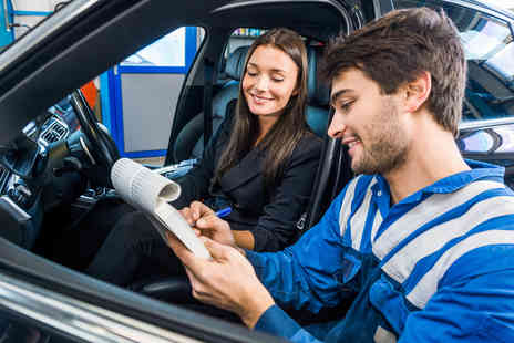 Almot Tyres - Car air conditioning service with re gas - Save 58%