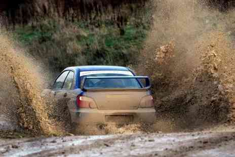 Sportech Motorsport - Rally driving experience with three, six or nine laps - Save 61%