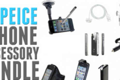 Gadgets N Gears - Gadgets N Gears 11 piece iPhone accessory kit - Save 67%