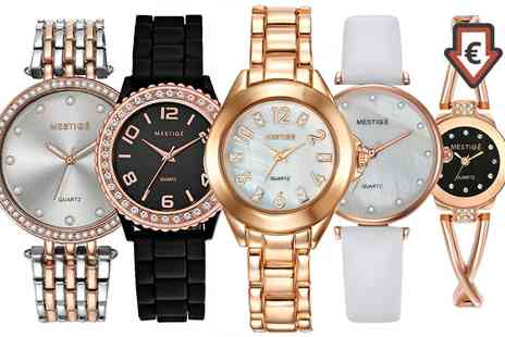 Neverland Sales - Selection of Womens Watches with Crystals from Swarovski - Save 79%