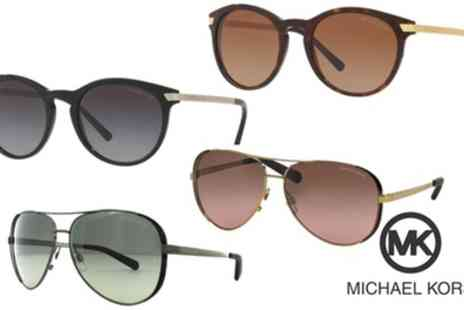 Groupon Goods Global GmbH - Michael Kors Unisex Sunglasses With Free Delivery - Save 0%