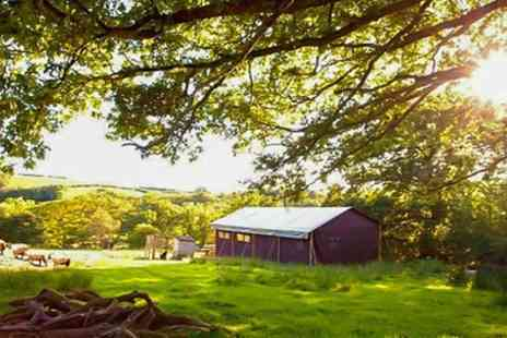 Het Betere BoerenBed - Two to Four Night Glamping For Up to Six at Choice of Feather Down Holiday Farms - Save 0%
