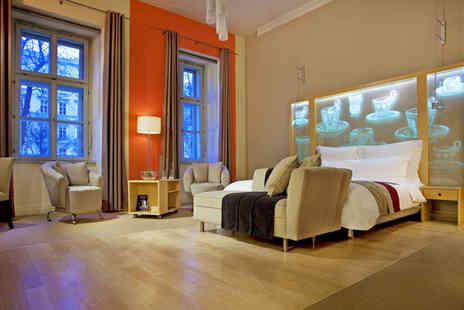 Le Meridien Vienna - Five Star Luxury Design Stay For Two on the Famous Ringstrasse Boulevard - Save 54%
