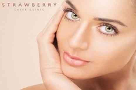 The Strawberry Clinic - One Hour CACI Non-Surgical Facelift Facial - Save 64%