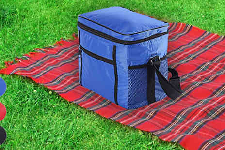 Black Sheep - Picnic Cool Bag Three Colours - Save 67%