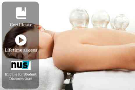 OfCourse - An online hijama cupping therapy course - Save 88%