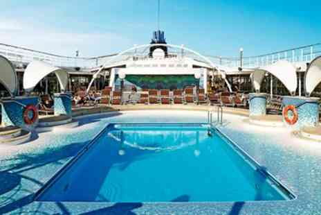 Broadway Cruise - Med & Canaries All Inclusive Cruise with Balcony & Stay - Save 0%