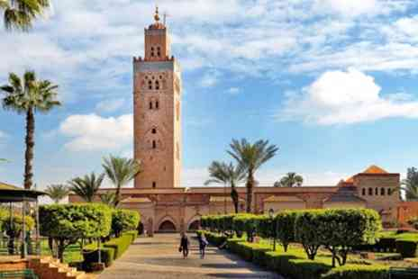 Travel Interaction - Three Night Marrakesh Escape at New Hotel, including Flights - Save 0%