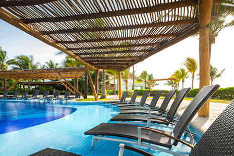 Bargain Late Holidays - Seven or fourteen night 5 Star all inclusive Cancun break with flights - Save 21%
