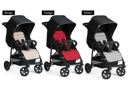 Precious Little One - A Hauck Rapid 4 Shop n Drive travel system - Save 34%