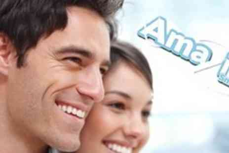 Amazing Smile - Teeth Whitening With Consultation - Save 70%