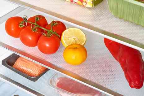 Groupon Goods Global GmbH - One, Two or Three Sets of Three Multipurpose Fridge Mats - Save 67%