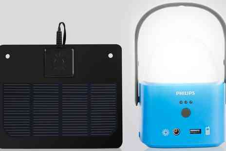 Groupon Goods Global GmbH - Philips LifeLight Led Solar Lantern - Save 67%