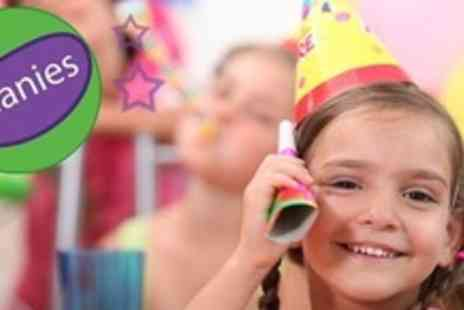 Beanies - Childrens Party For 15 With Five Theme - Save 63%
