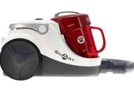 Groupon Goods Global GmbH - Hoover 39001237 Cylinder Vacuum Cleaner With Free Delivery - Save 67%