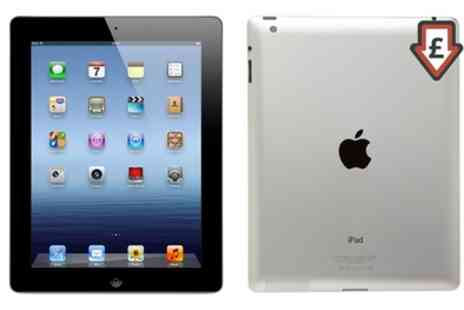GoldBoxDeals - Refurbished Apple iPad 3 16GB Wi-Fi Black Retina Display With Free Delivery - Save 0%