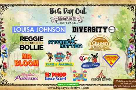 Big Day Out - Tickets to Big Day Out on Saturday 1 July - Save 80%