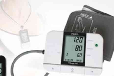 WAM Europe - HoMedics Pedometer or Blood Pressure Monitor - Save 55%